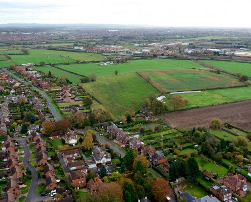 Upper Poppleton, Longridge Lane, Green Belt Division, Between Poppleton, Villages and the ring road.